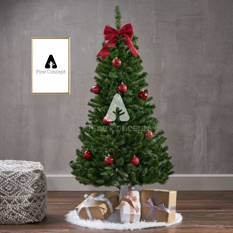 EcoFir - Douglas Fir Artificial Christmas Tree - display 2