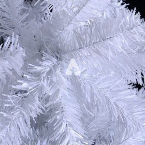 Firy Artificial Christmas Tree Closeup