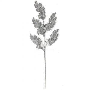 Holly - Feather Spray Silver