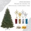Impefir Christmas Bundle - Premium Grand Fir Artificial Christmas Tree